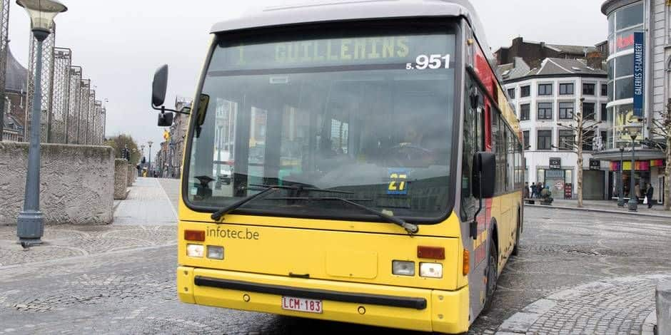Liège : ivre, il agresse des voyageurs dans un bus