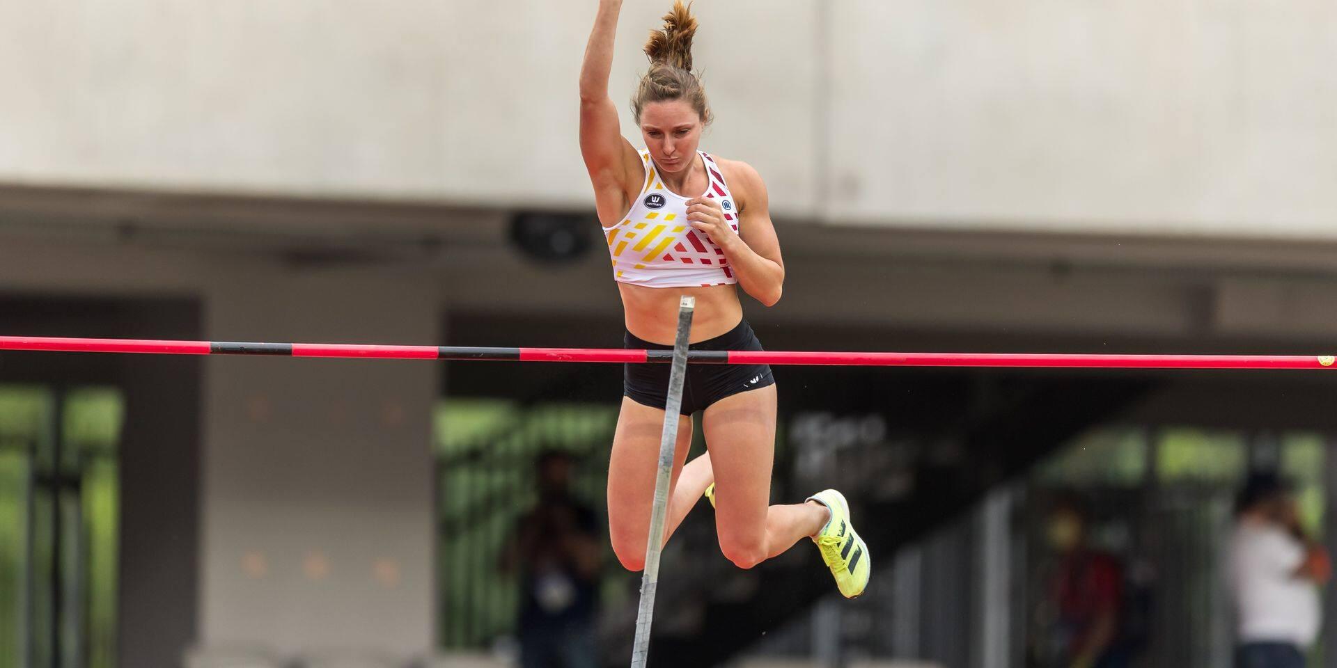 """Fanny Smets va découvrir les Jeux olympiques à 35 ans: """"C'est quelque chose d'exceptionnel"""""""