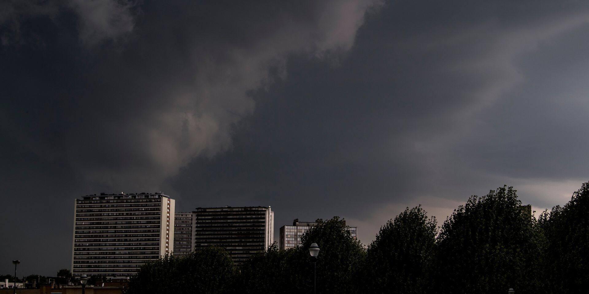 Météo: un week-end au frais, avec des orages possibles