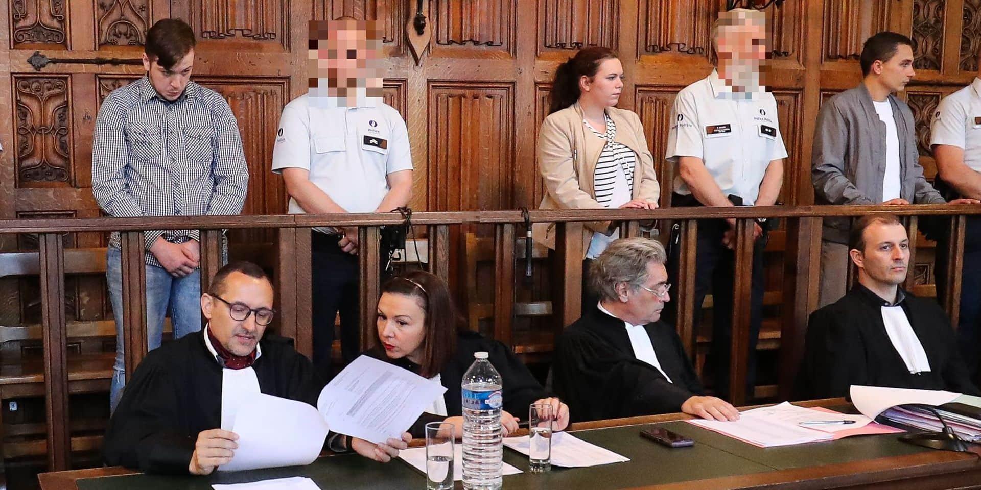 Procès des bourreaux de Valentin : La cour d'assises reportée jusqu'à lundi minimum