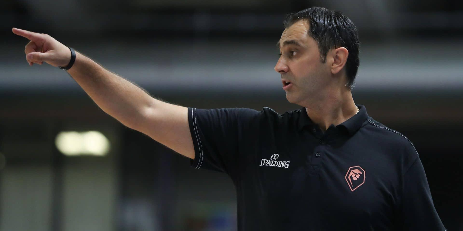 Belgian Lions : Dario Gjergja vise le deux sur deux