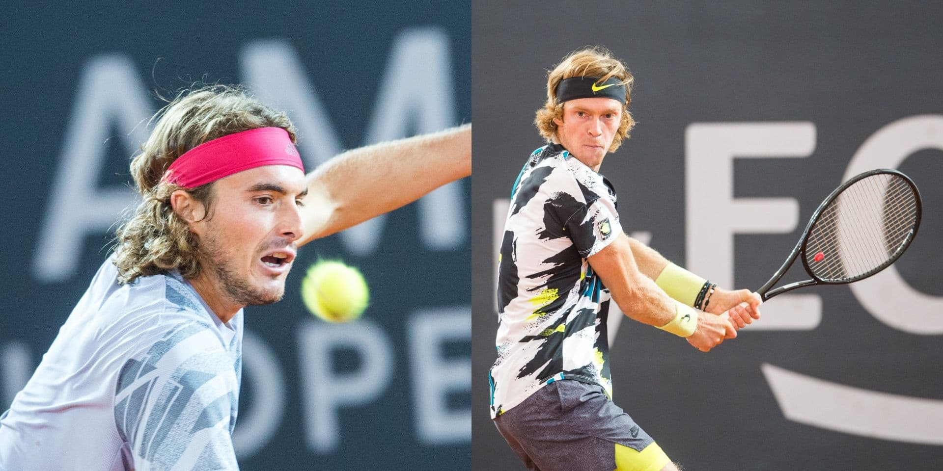 ATP Hambourg: Stefanos Tsitsipas rejoint Andrey Rublev en finale