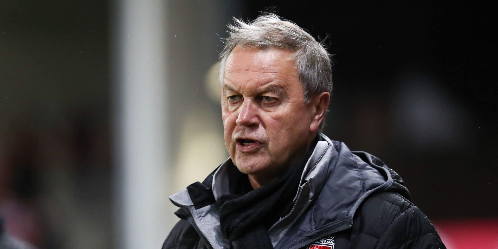 """Philippe Saint-Jean amer après la défaite des Hurlus: """"Avec quatre attaquants à l'infirmerie, je ne sais pas où trouver la solution"""""""