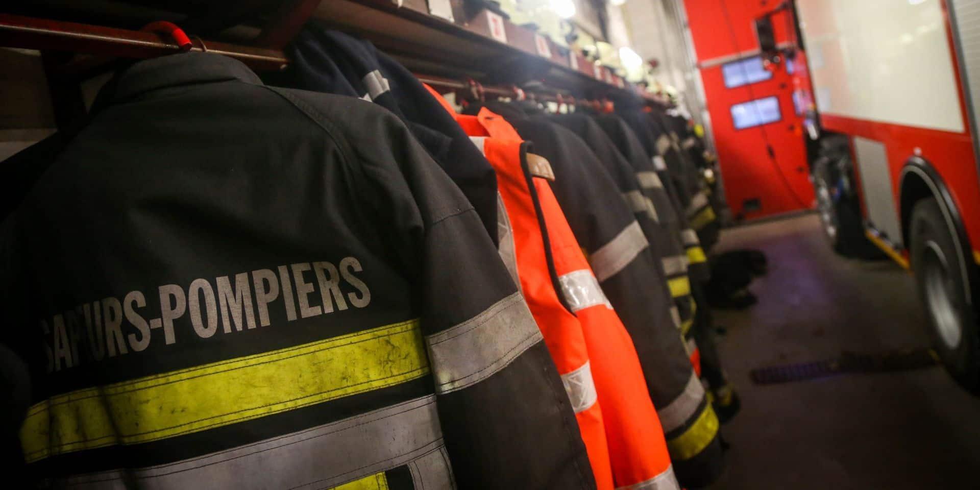 Vingt-cinq appartements ont dû être évacués à Mouscron durant la nuit