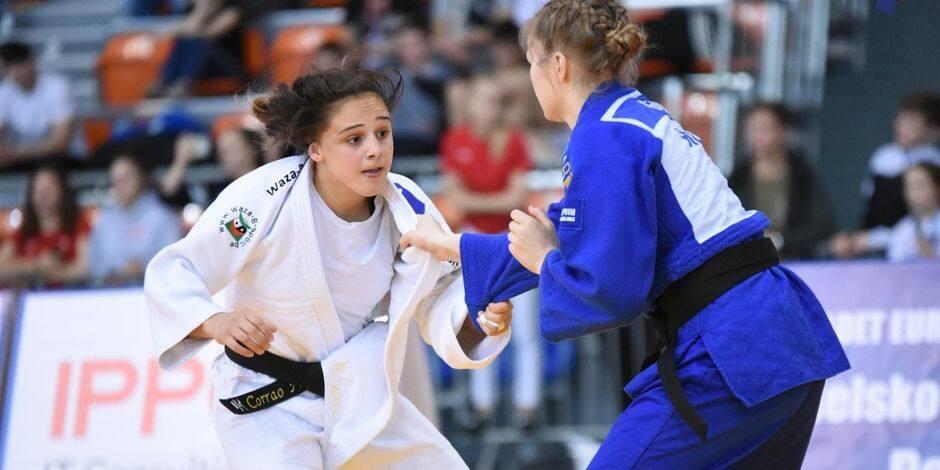 EYOF 2019: Alessia Corrao porte-drapeau de la Belgique à Bakou