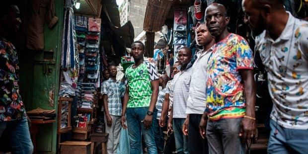 """Mondial 2018 : le maillot """"flashy"""" du Nigeria, l'atout mode que tout le monde s'arrache - La DH"""
