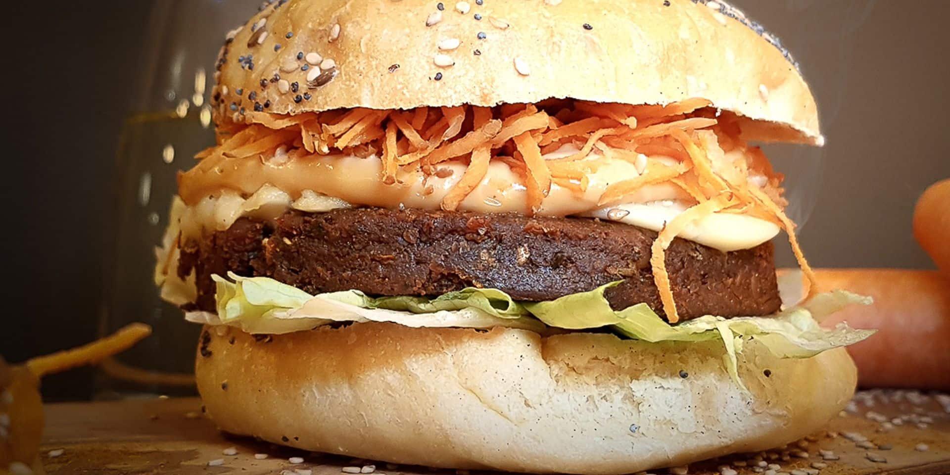"""Liège : le """"Green Burger"""" fête ses trois ans"""