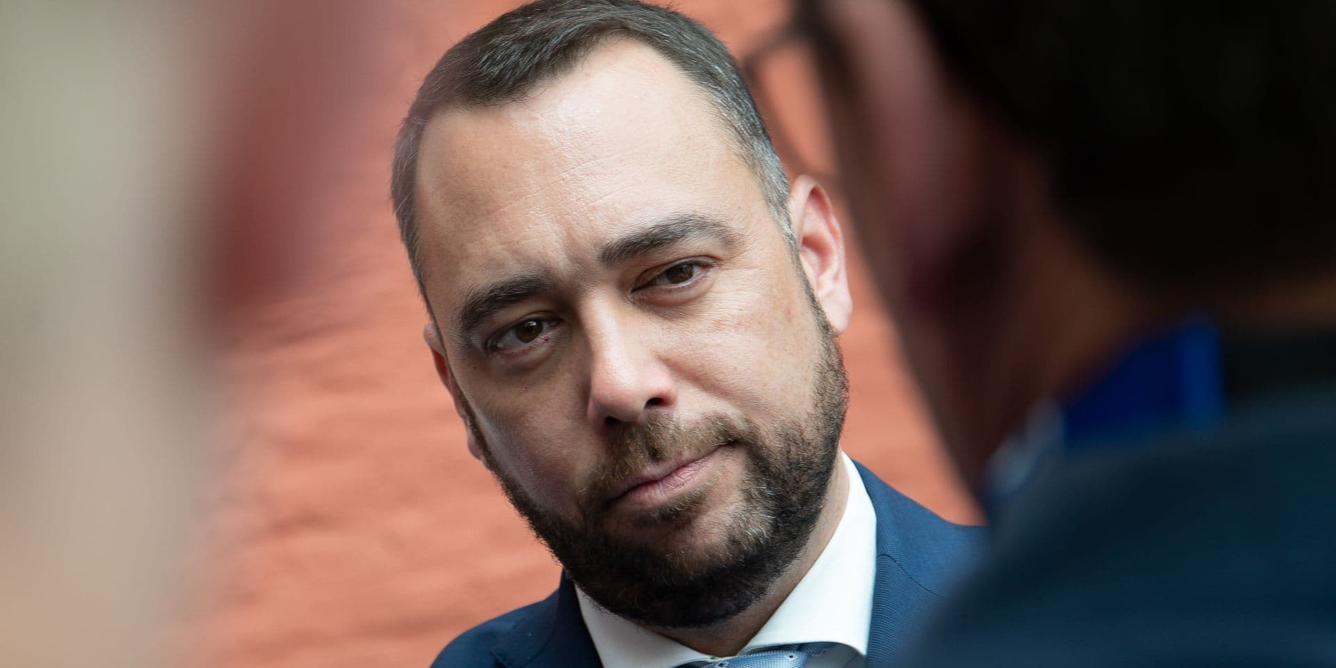 """Maxime Prévot revient sur la refonte du cdH: """"L'objectif n'est pas de se faire avaler par un autre parti"""""""