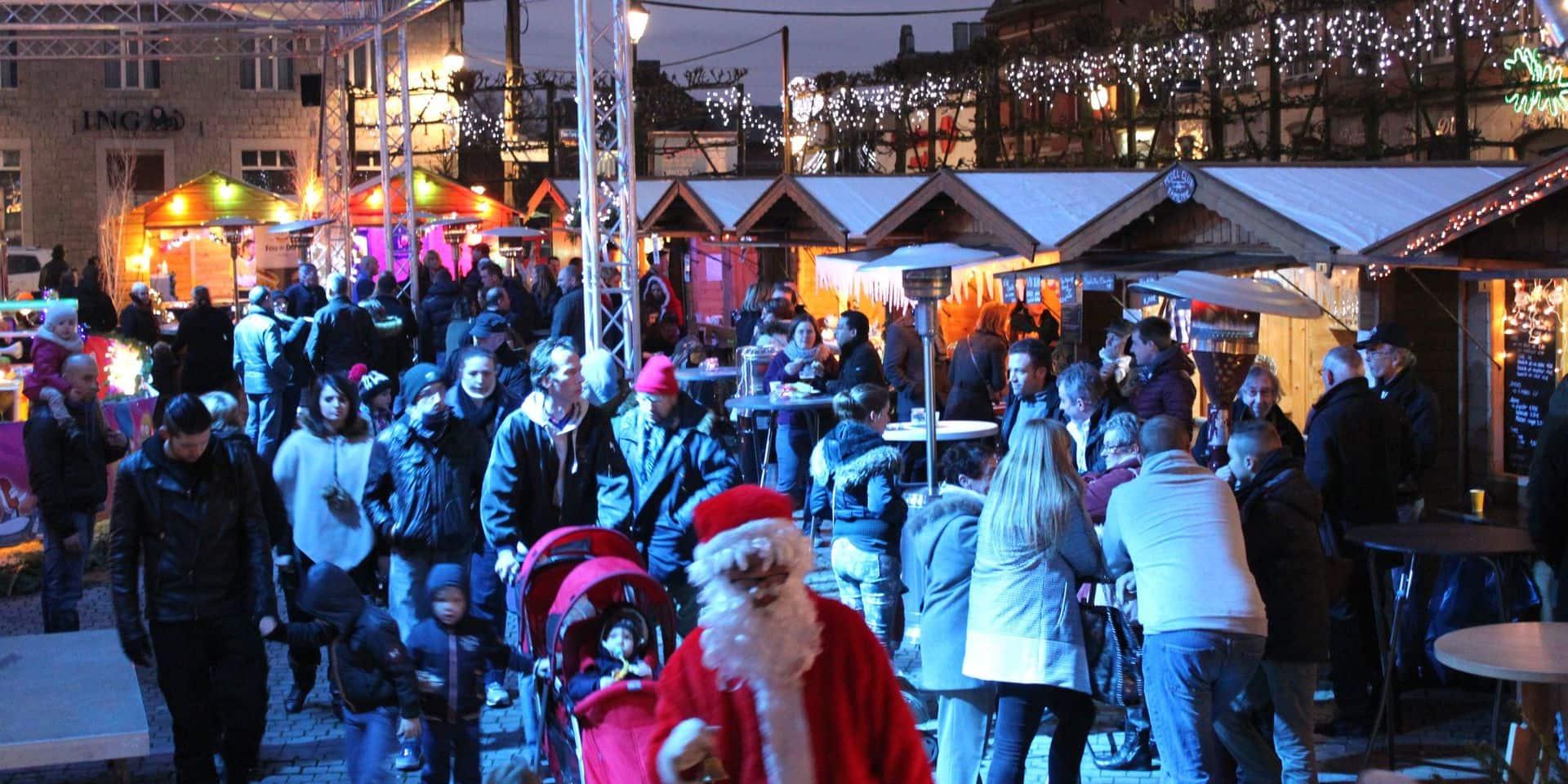 Pas de marchés de Noël à Marche et Durbuy