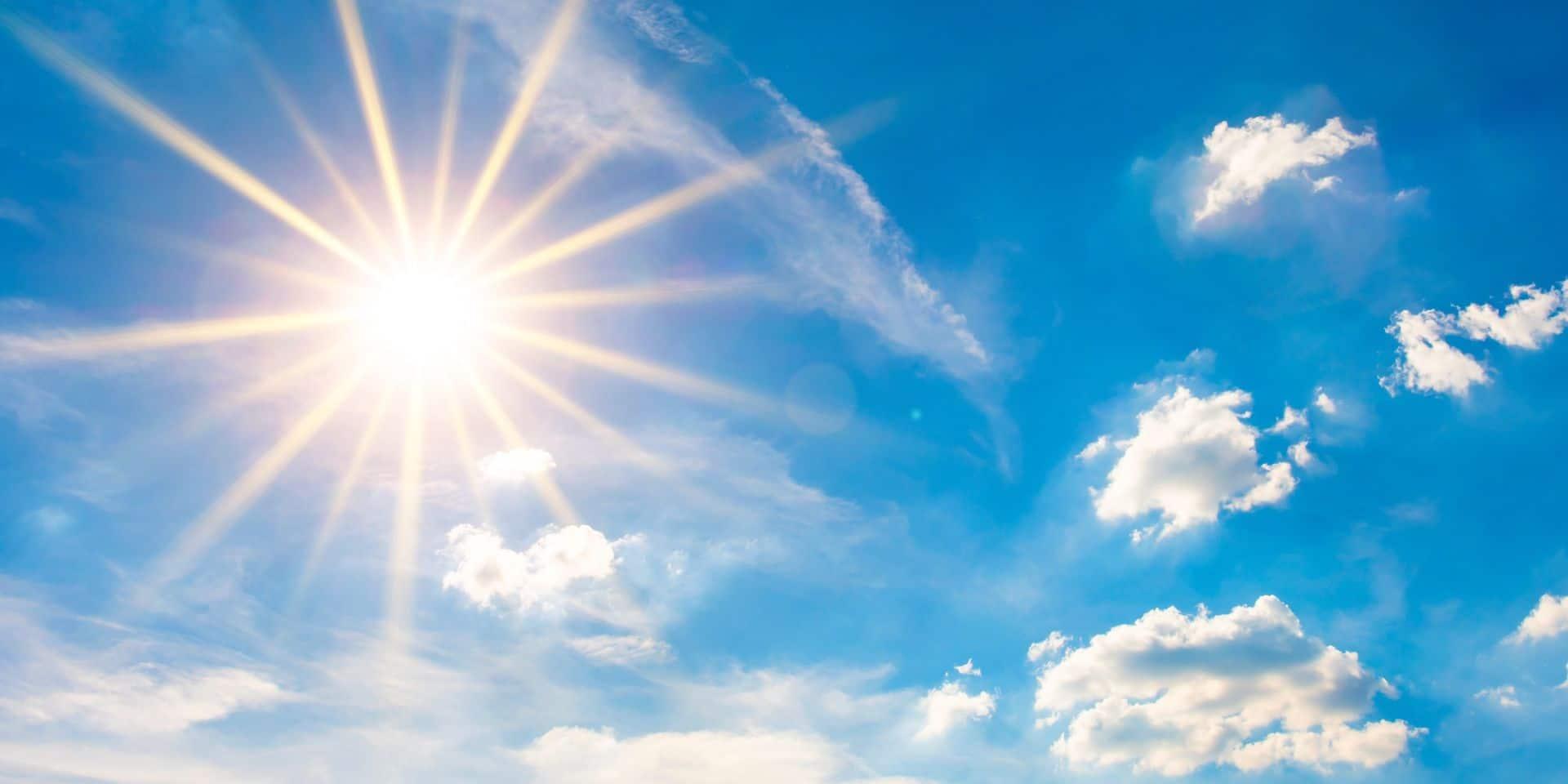 Météo: le mercure va flirter avec les 30°C mercredi, avant de les embrasser pleinement ensuite