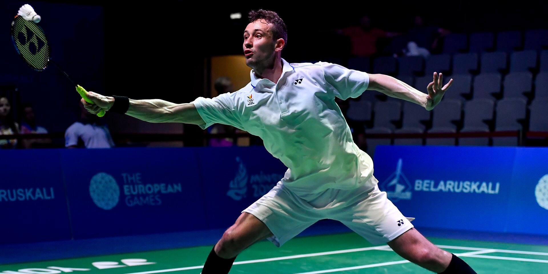 Badminton : tirage très délicat pour les Belges au Mondial...