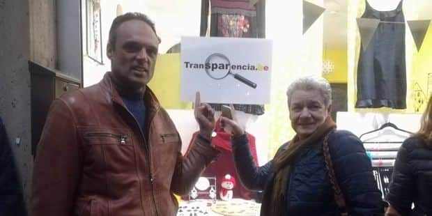 Woluwe-Saint-Pierre : La commune porte plainte contre Transparencia - La DH