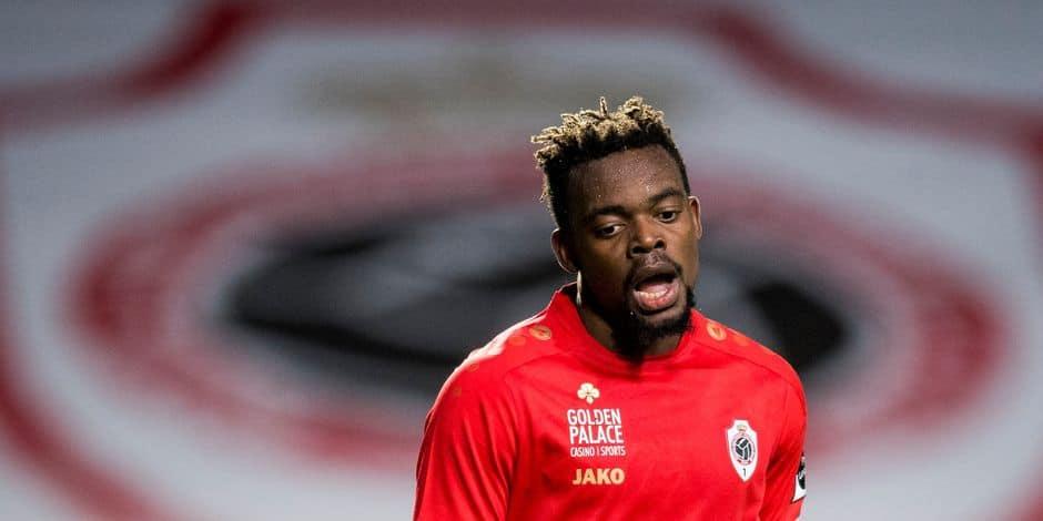 L'Antwerp prête Mbenza en D2 suisse