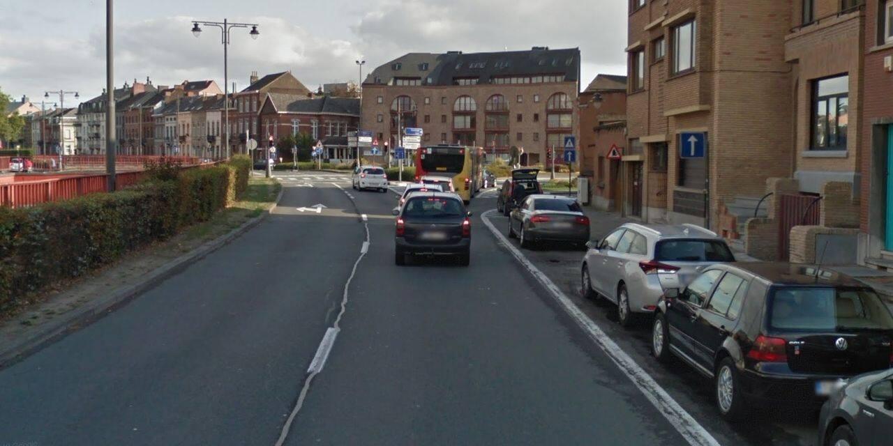 Mons: un homme non-identifié fauché sur le boulevard