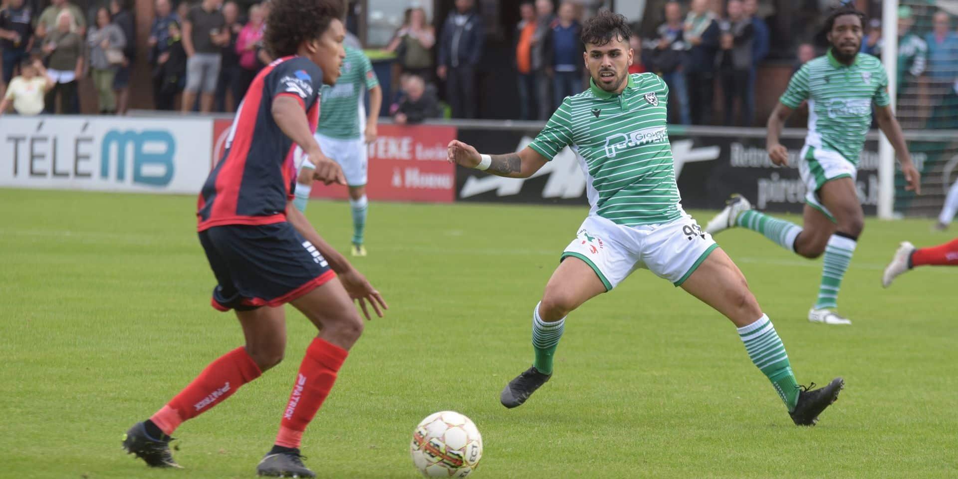 Croky Cup: un doublé de Ba pour qualifier les Francs Borains