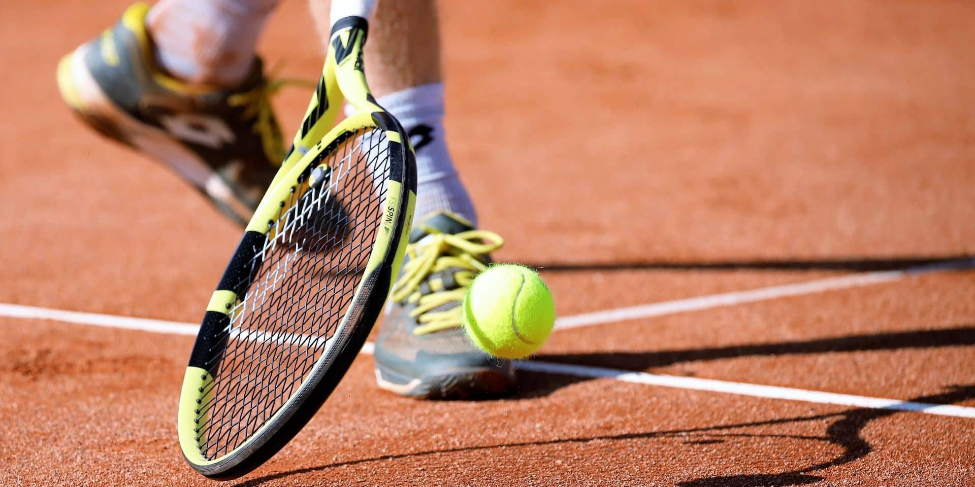 Tennis: le tournoi 5 étoiles de Theux tombe à l'eau