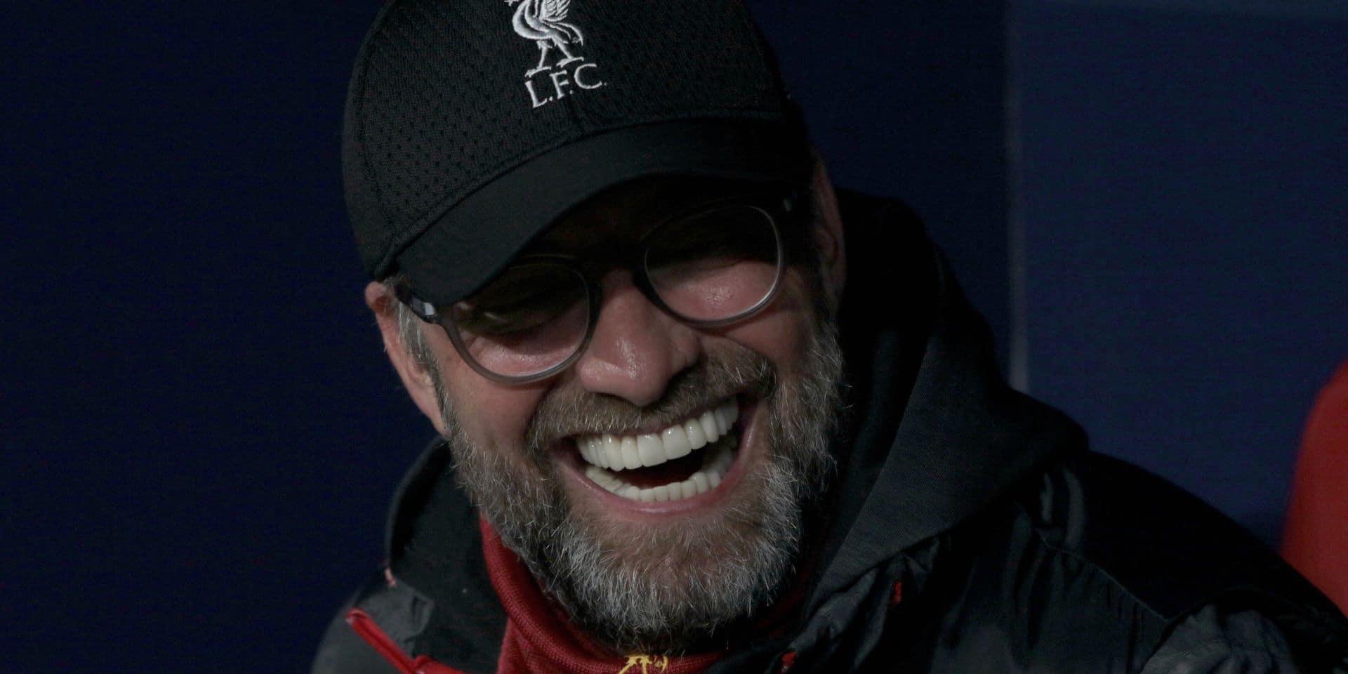 Quand Klopp répond à un jeune fan de Manchester United qui en a marre de le voir gagner