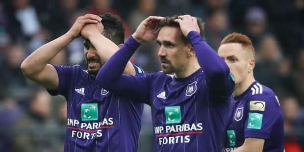 """Sven Kums : """"Anderlecht doit aborder ses 3 derniers matches comme 3 finales"""" - La DH"""