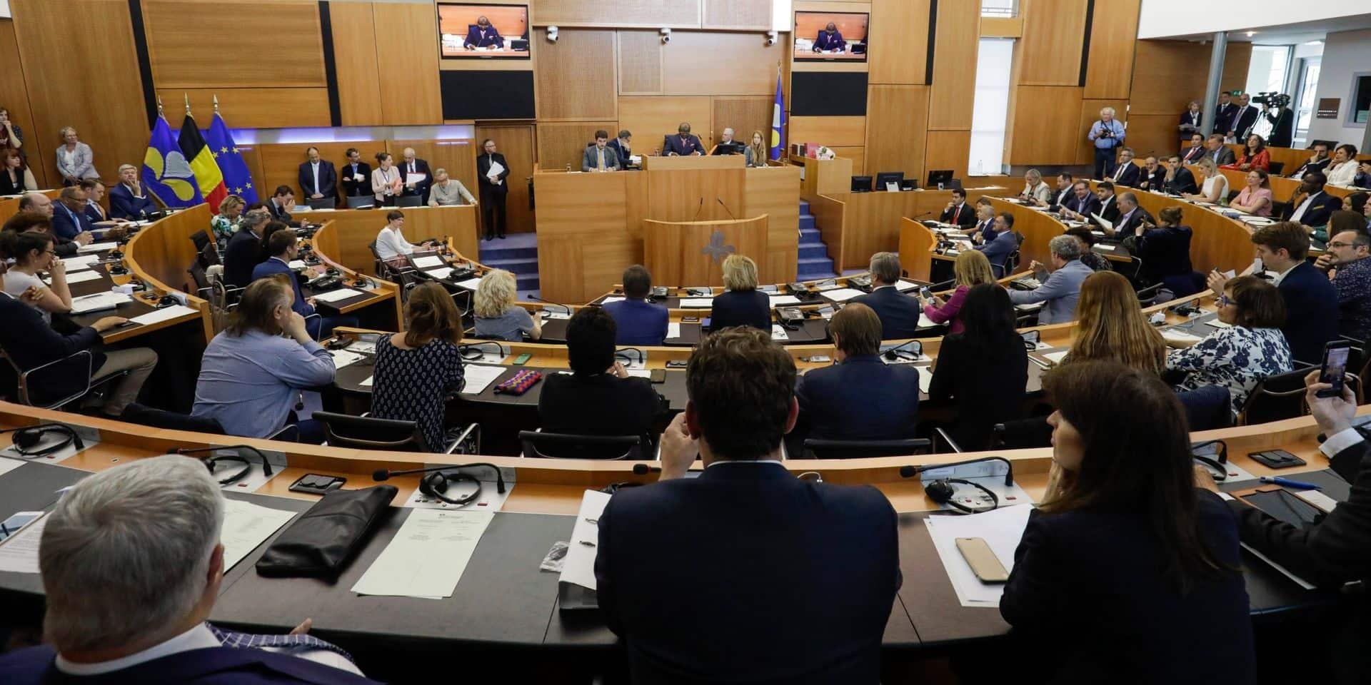 Assises contre le racisme et débat autour de la 5G avec 46 citoyens tirés au sort : Grosse journée pour le Parlement bruxellois ce jeudi