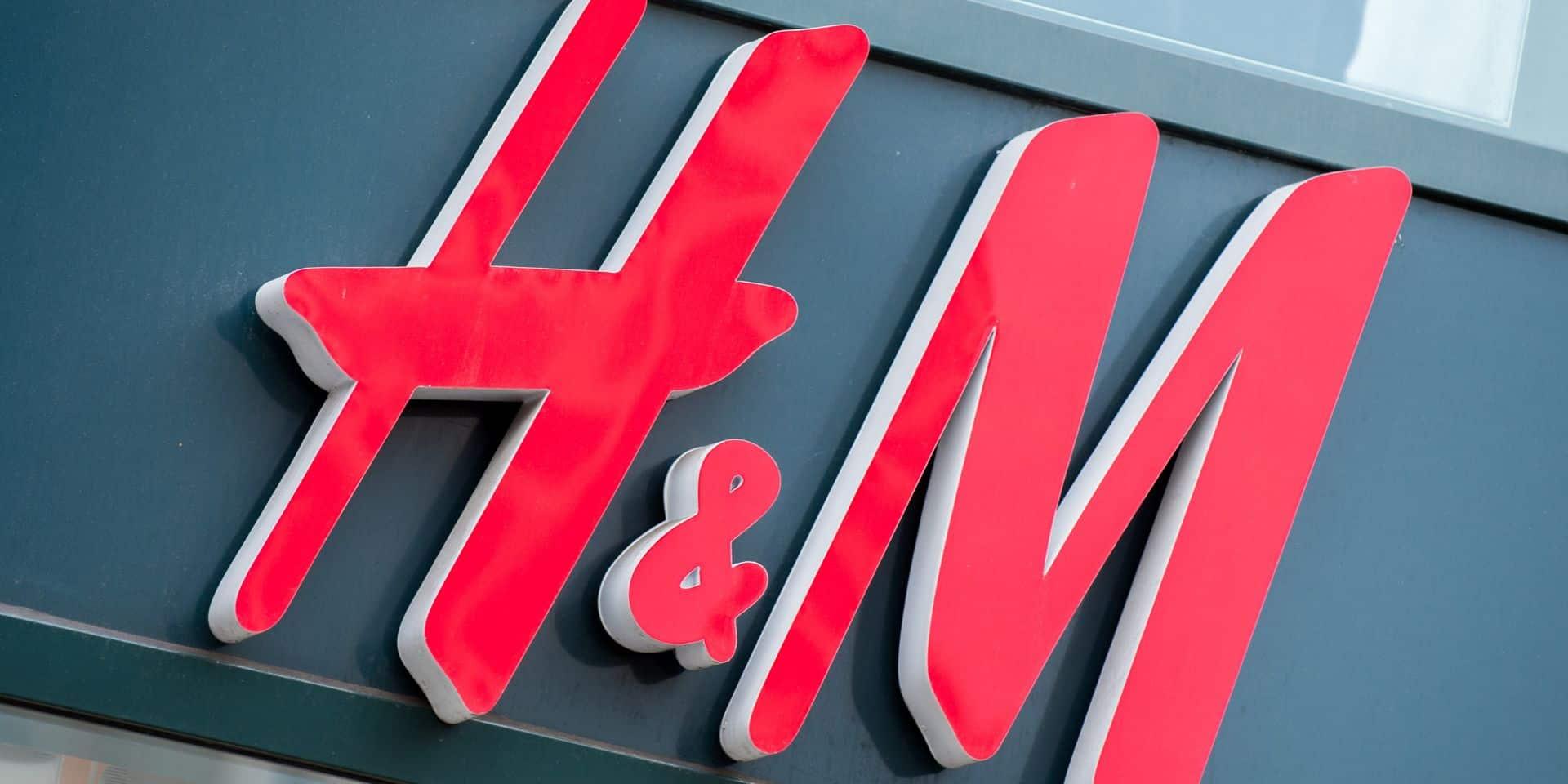 Le syndicat chrétien dépose un préavis de grève chez H&M