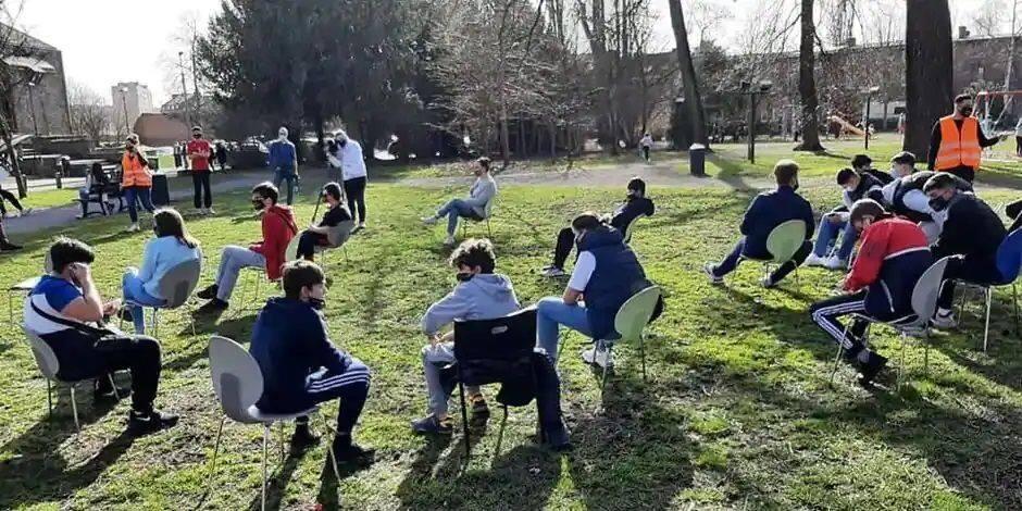 Namur : le Collège soutient la Maison des jeunes de Jambes