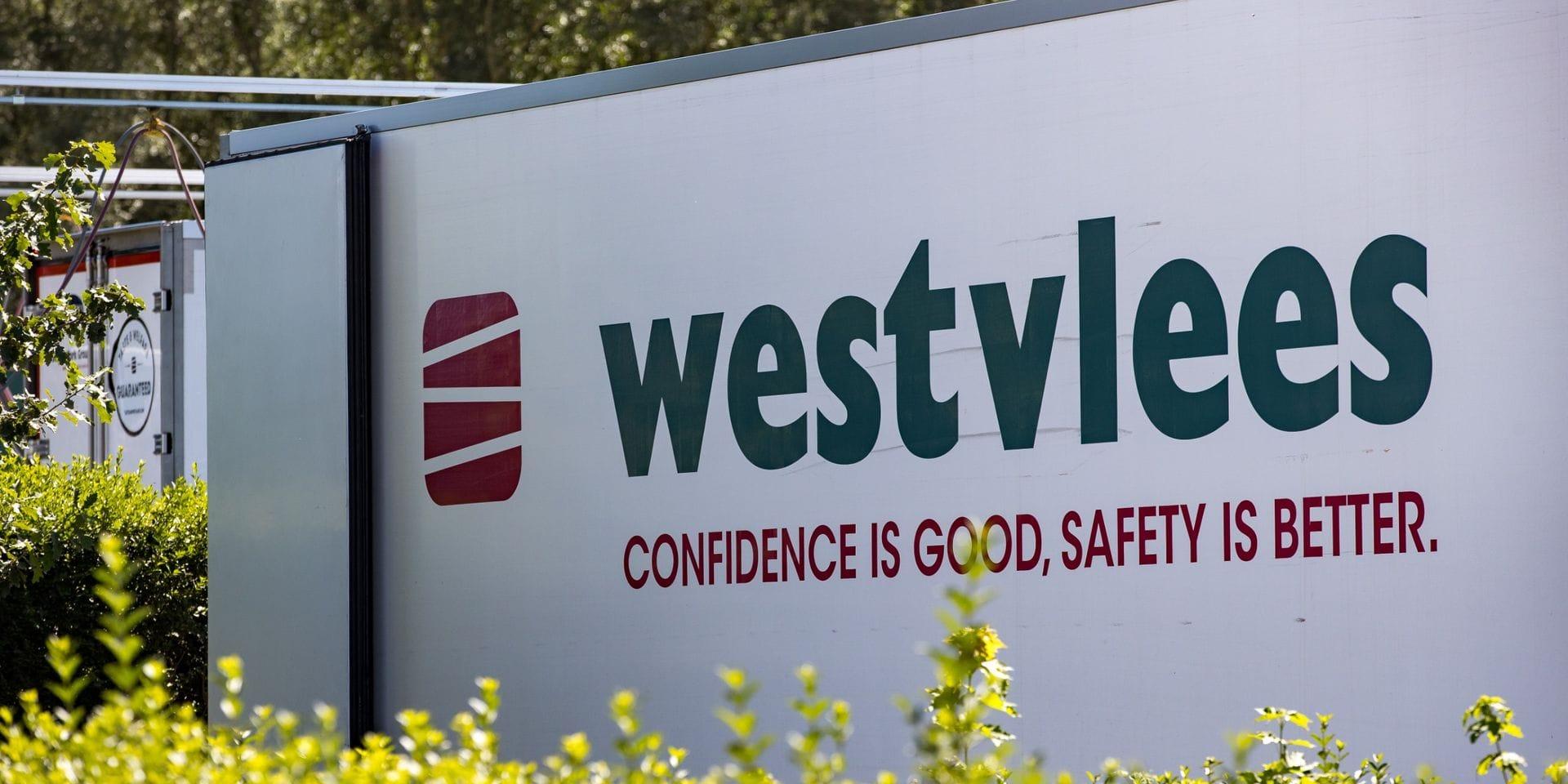 L'ensemble des travailleurs de Westvlees ont été testés, 20 nouveaux cas détectés