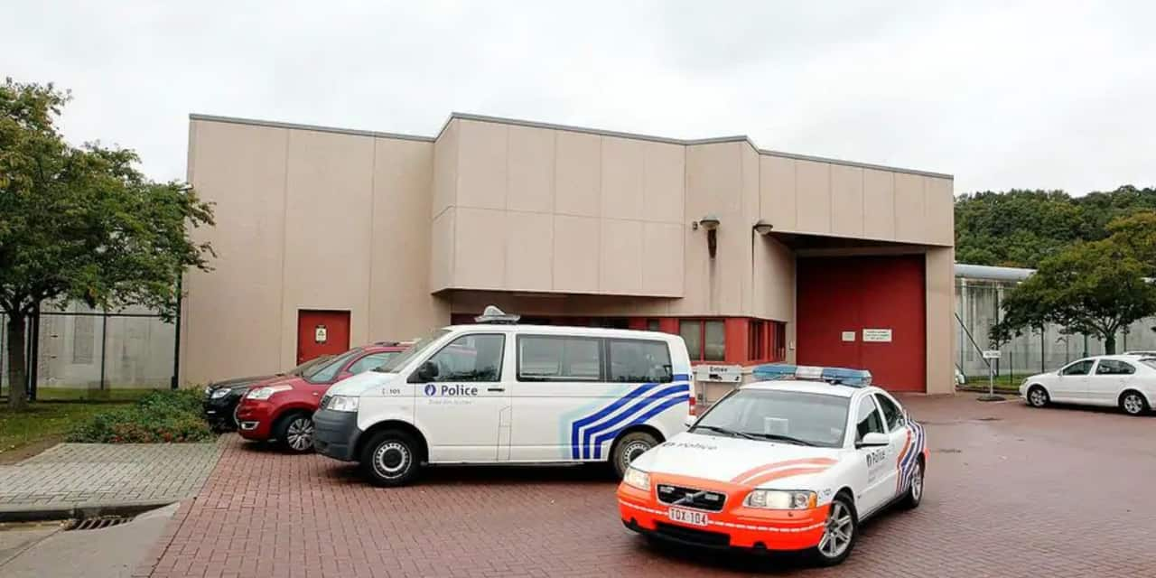 Un détenu tente d'introduire drogue et argent dans la prison d'Andenne