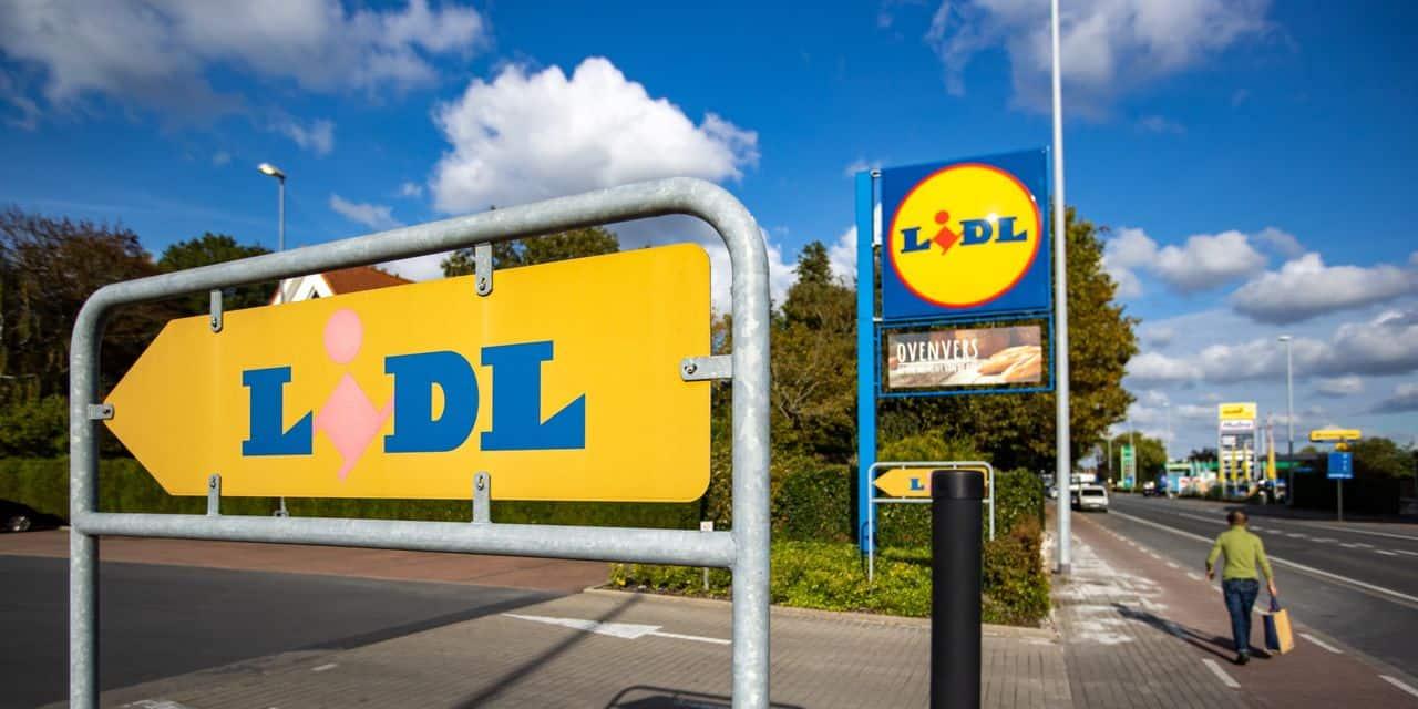 Conflit social chez Lidl: une septantaine de magasins fermés en Wallonie