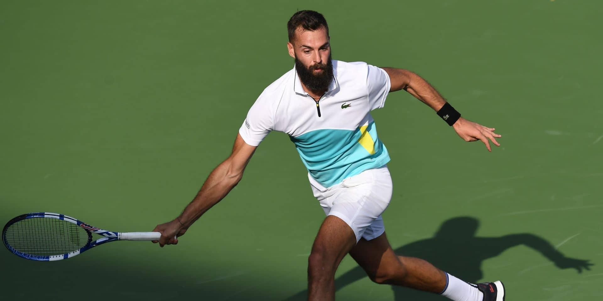 """US Open: Paire dénonce une """"fausse bulle"""", l'USTA son irrespect des protocoles"""