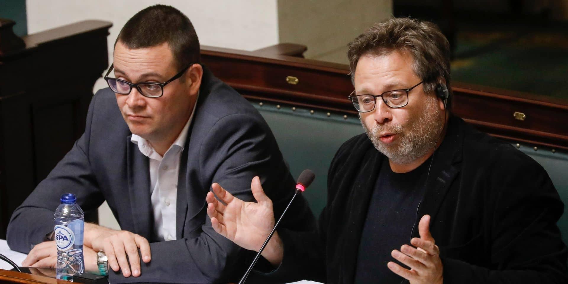 Deux abstentions parlementaires du PTB choquent les autres partis