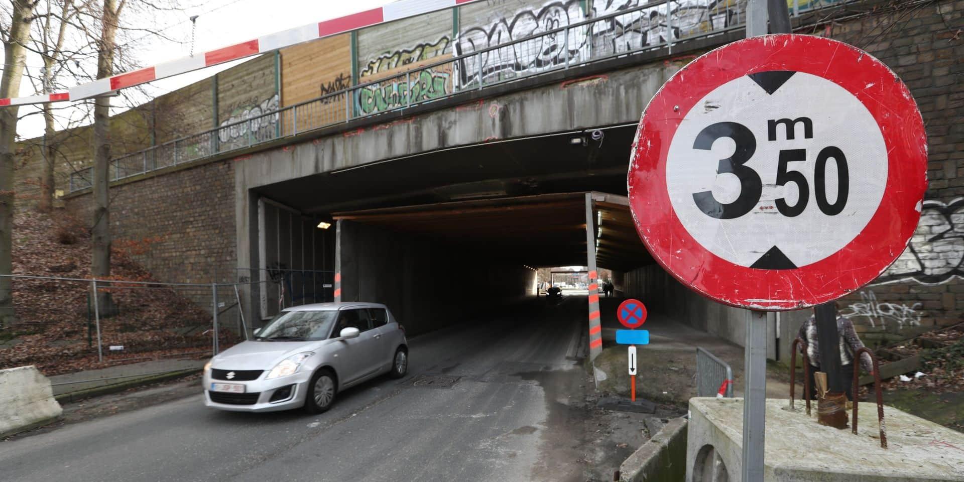 Woluwe-Saint-Lambert : Le tunnel Grosjean en chantier à partir du 18 septembre