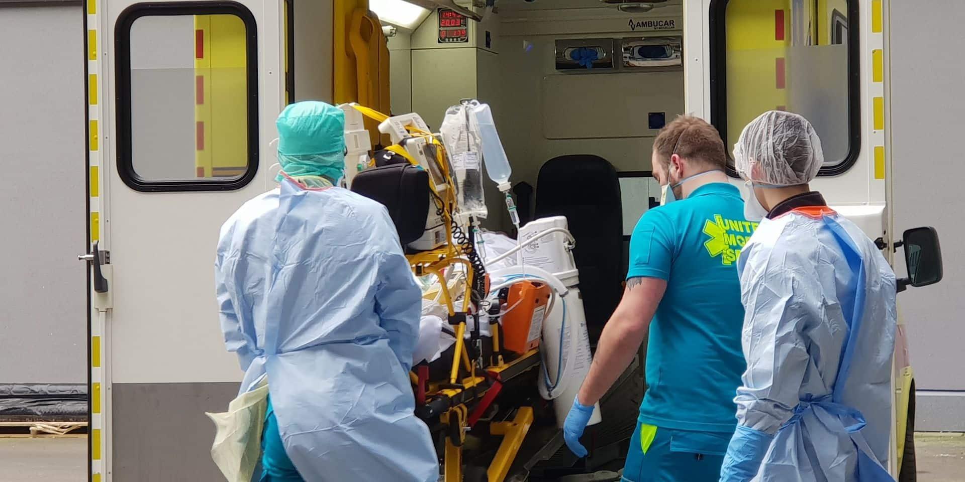 Coronavirus en Belgique: près de 530 nouveaux cas en moyenne par jour, les décès en hausse