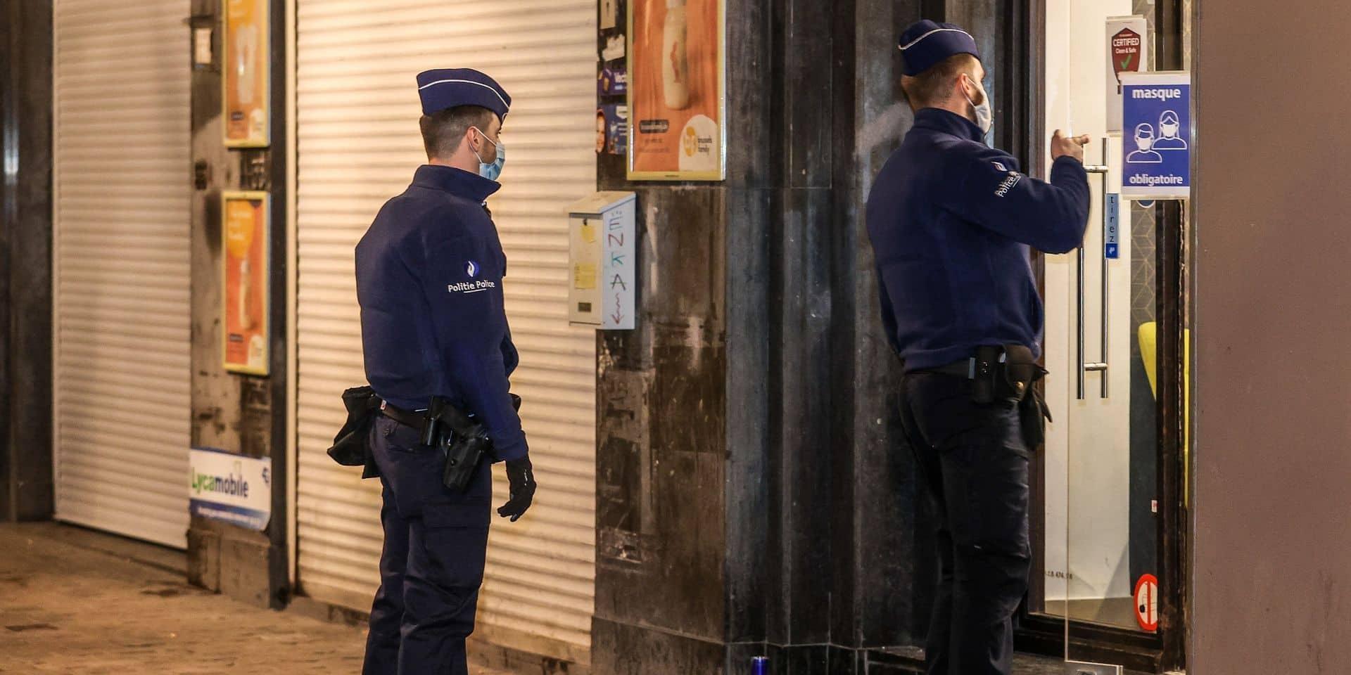"""Couvre-feu, port du masque, commerces... Les mesures prolongées à Bruxelles, Rudi Vervoort évoque une """"situation épidémiologique inquiétante"""""""