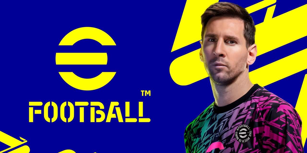 Le jeu PES, c'est fini: il s'appellera désormais eFootball et passera en version gratuite en 2022