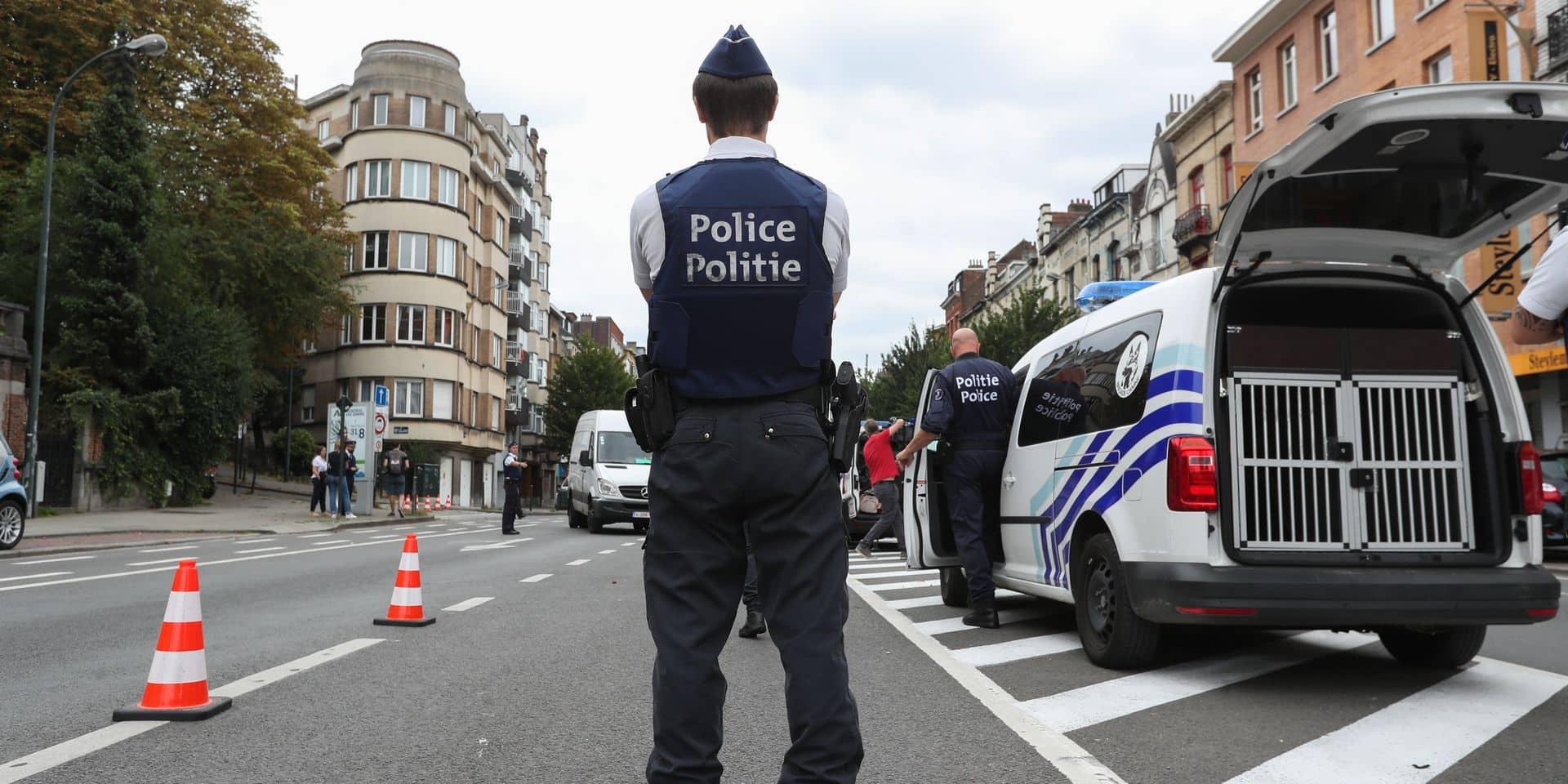 Etterbeel : 26 personnes contrôlées en excès de vitesse ce dimanche