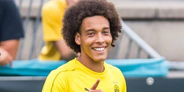 Voici le club anglais qu'Axel Witsel a rejeté avant son transfert à Dortmund - La DH