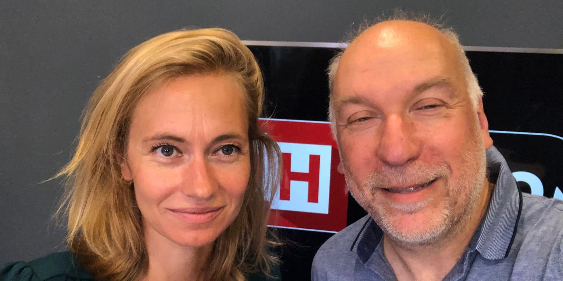 Karin Clercq est notre découverte Belge de la rentrée sur DH Radio.