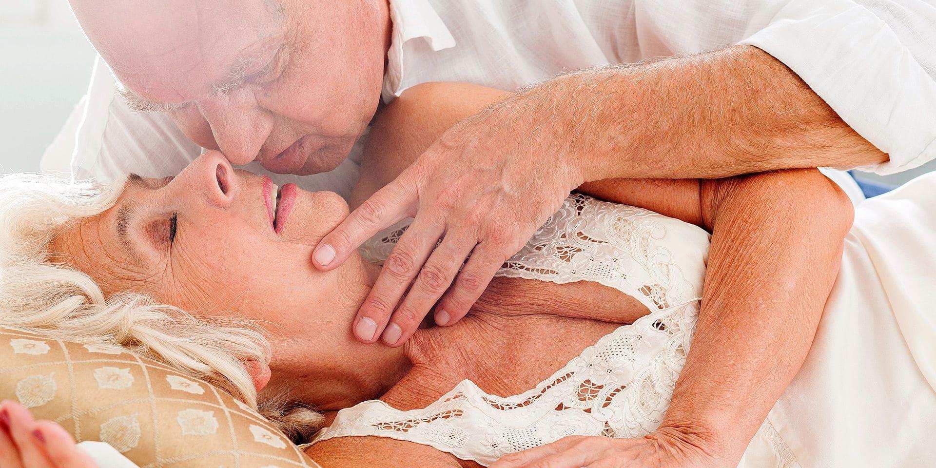 """Nos seniors parlent de sexe et disent adieu aux tabous: """"L'envie est toujours là"""""""