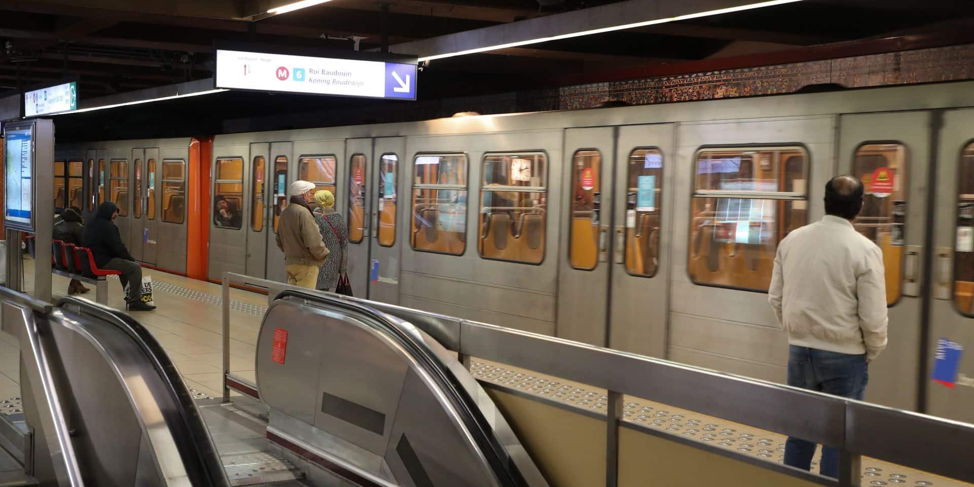 """Les Belges sont réticents à l'idée de retourner dans les transports en commun, """"les grands perdants de la crise"""""""