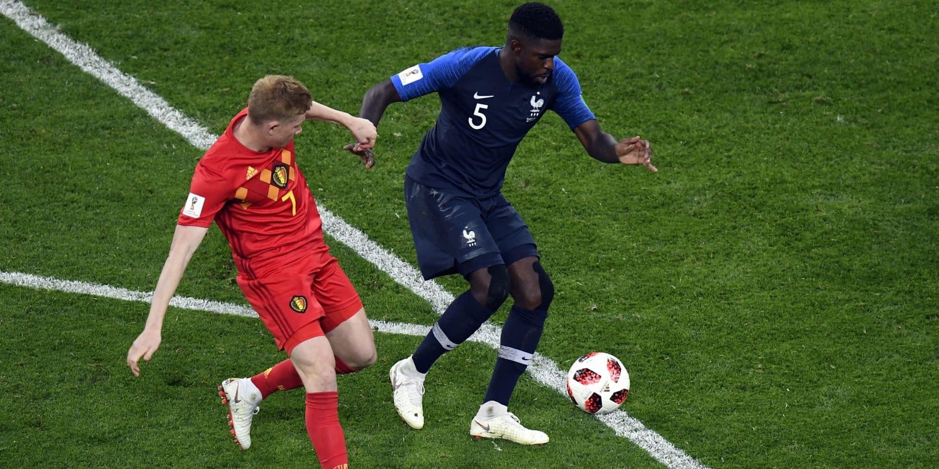 Quiz: êtes-vous incollables sur la rivalité footballistique franco-belge ?