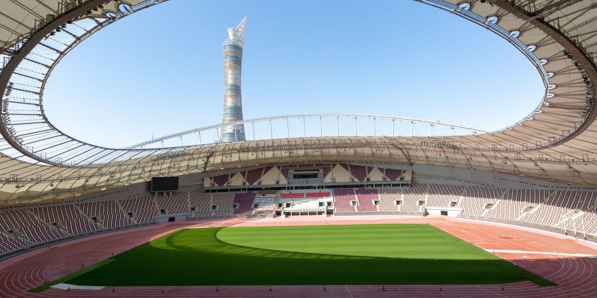 Du 21 novembre au 18 décembre, 4 matches par jour, 8 stades: le calendrier de la Coupe du Monde 2022 dévoilé par la Fifa