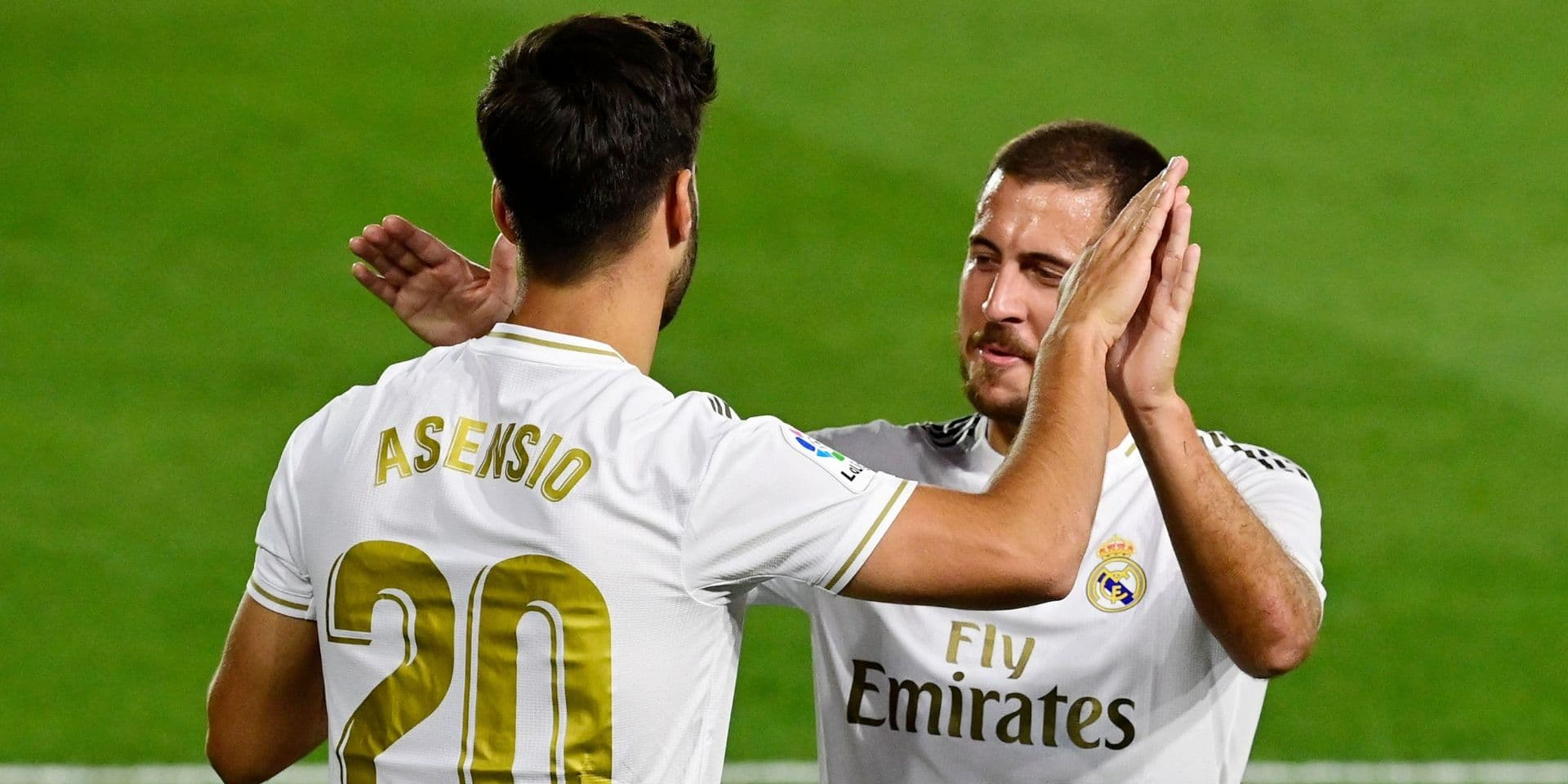 """Le Real joue-t-il mieux sans Eden Hazard ? """"Marco Asensio a saisi l'opportunité"""""""