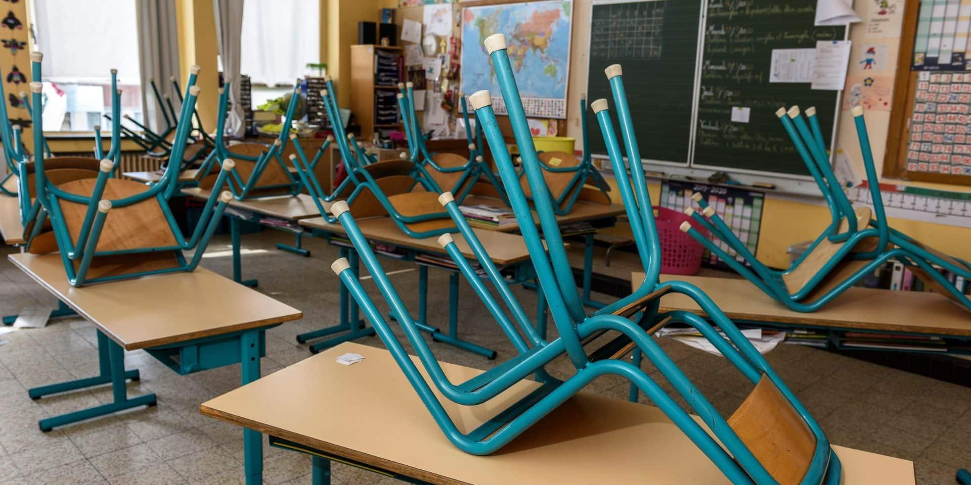 L'école de Bléharies prolonge sa fermeture pour cause de Covid-19