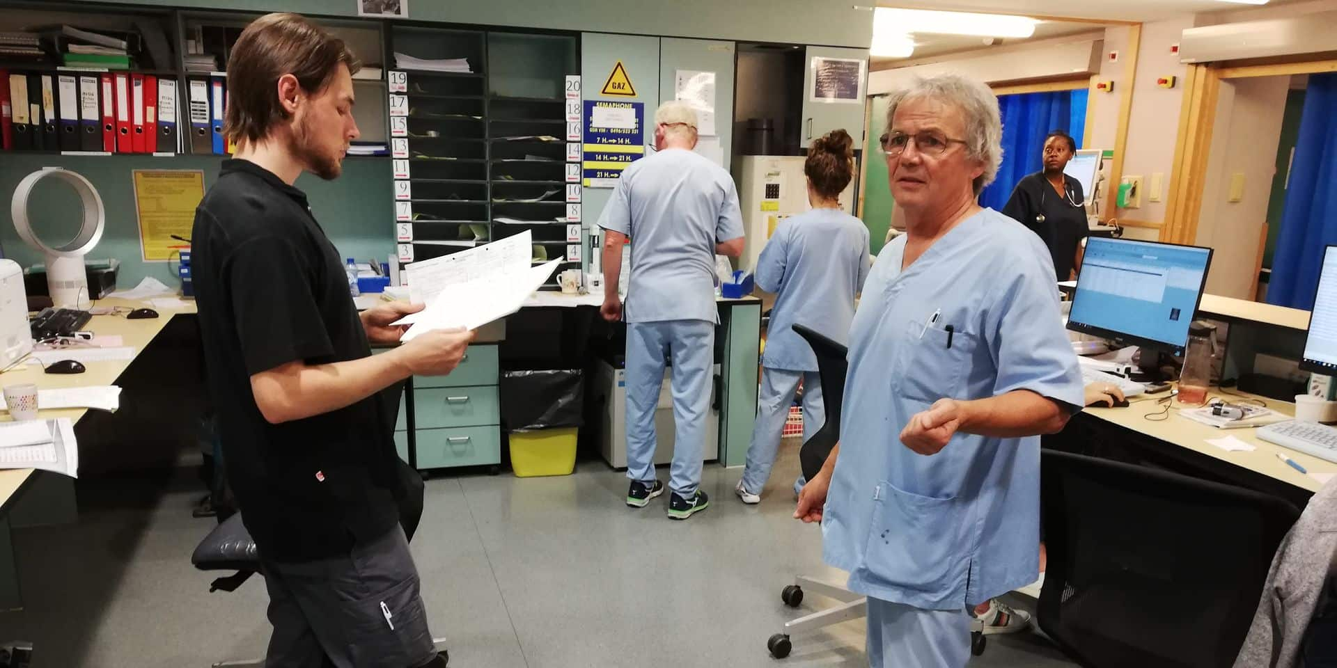 Libramont : les urgences déjà bien remplies