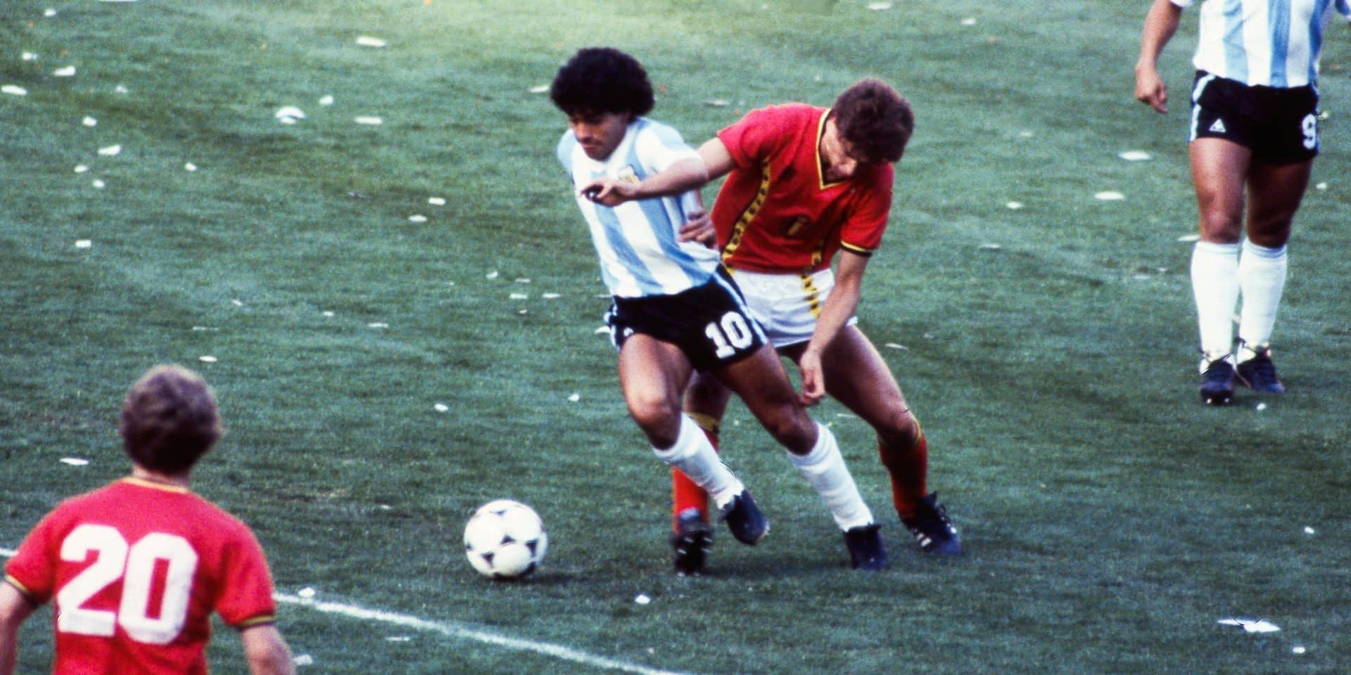 Le grand Diego s'est éteint à 60 ans : M-A-R-A-D-O-N-A, huit lettres magiques qui ont écrit l'histoire du foot