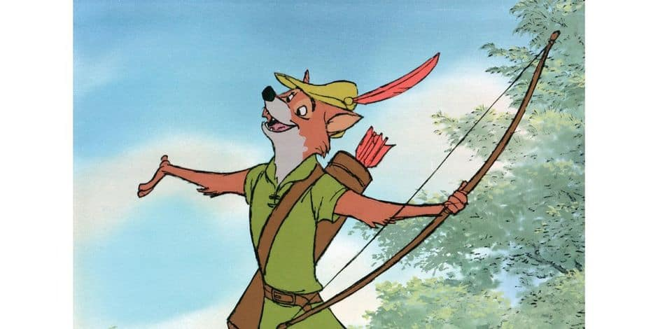 """Robin des Bois aussi adapté en """"live"""""""