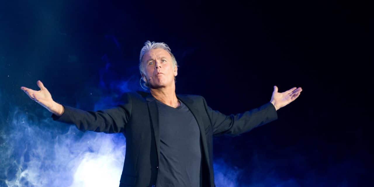 """EXCLUSIF Générale du spectacle de Franck Dubosc """"A l'état sauvage"""". NT. Bob"""