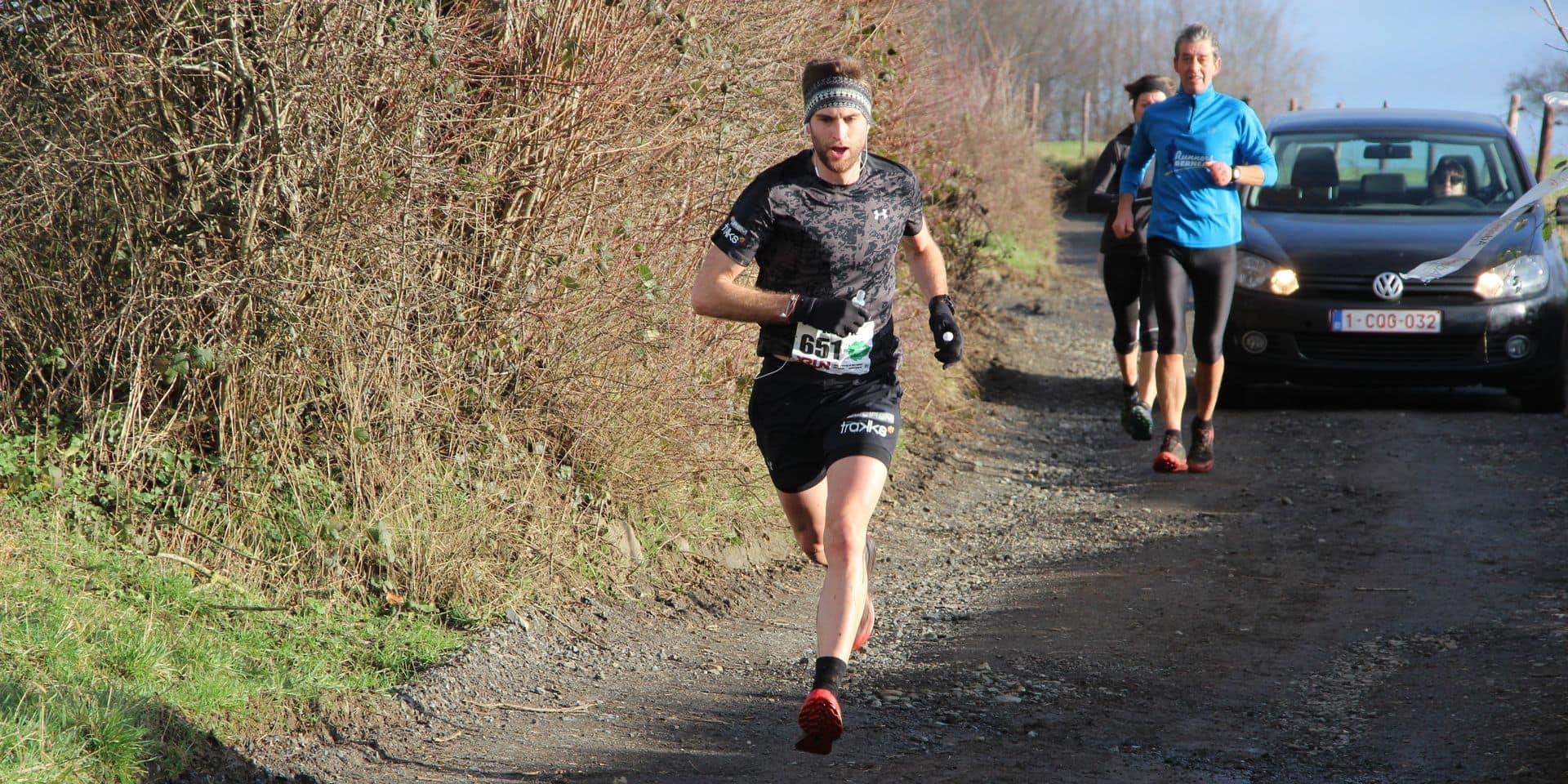 Arnaud Maquet rêve de gagner le Ohm Trail