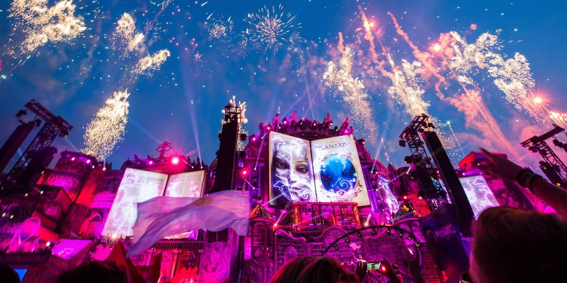 L'affiche de Tomorrowland presque complète avec Marshmello, Steve Aoki et Martin Garrix