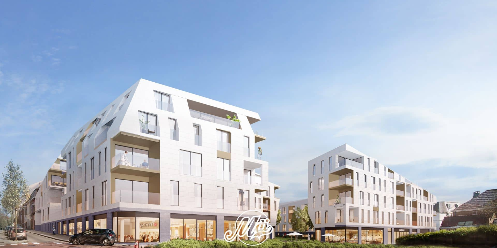 Le chantier a commencé sur le site l'ancien lycée de Braine-l'Alleud